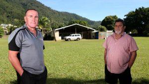 Todd Hartley and Terry O'Shane