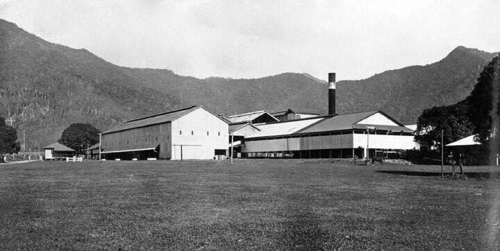 Hambledon Sugar Mill in Far North Queensland