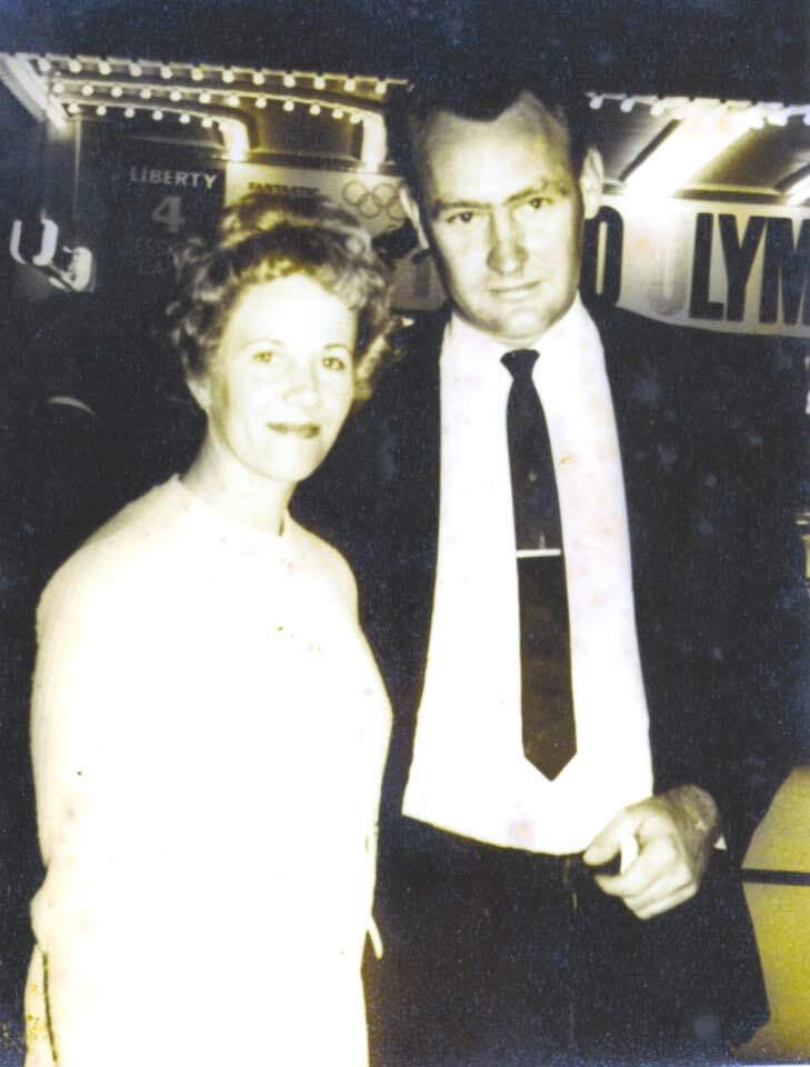 Marion and Tom Pyne (Far North Queensland)