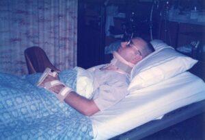 Rob Pyne Princess Alexandra Hospital (Dec 1991)