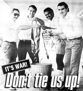 Don't Tie Us Up, (Australasian Post 1989)