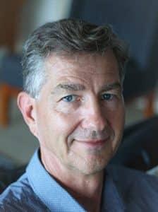 Local government corruption expert Dr. Tim Prenzler.
