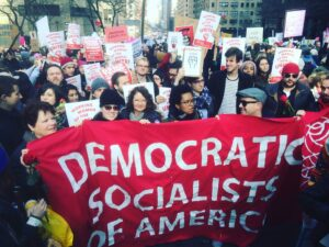 Socialists Campaigning in the United States